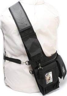 "Porta-Brace SS-2BL ""Slinger"" Side Sling Pack (Black) SS2-BL"