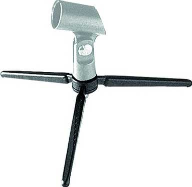 Tabletop Tripod without Head