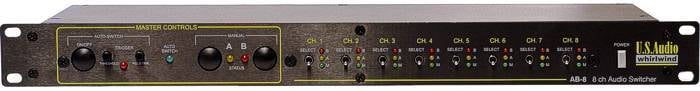 8 Channel Mic Line Switcher