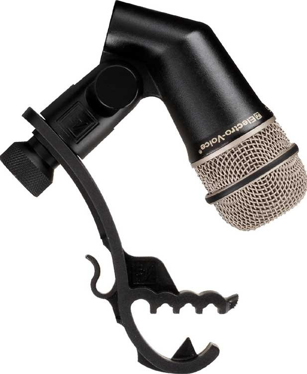Dynamic Snare/Tom Microphone, Supercardioid, With Clamp