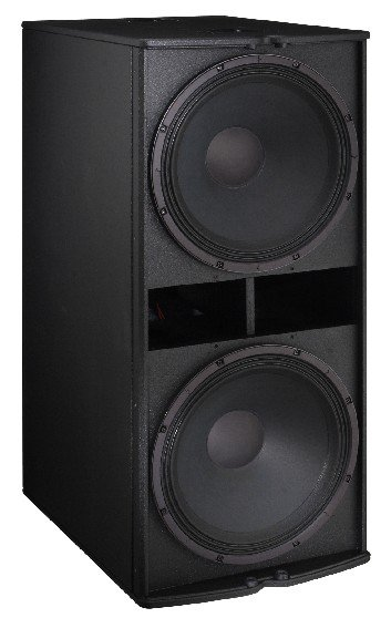 "1000W Dual 18"" Subwoofer"
