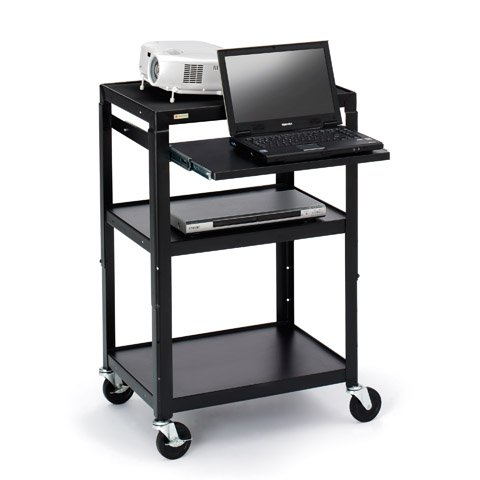 Adjustable Equipment Table