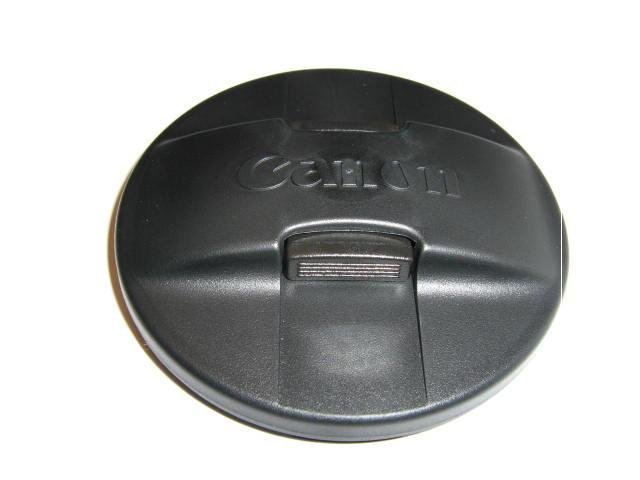 Canon Camcorders Front Lens Cap