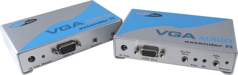 VGA Audio Extender