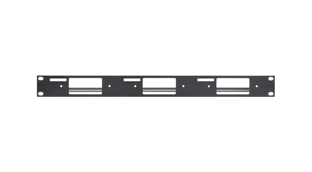 1RU Rack Panel Mount for 3 Decora Models