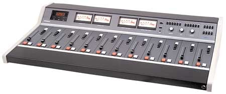 Broadcast Mixer 8 Channel
