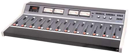 Dynamax Consoles MX8E  Broadcast Mixer 8 Channel MX8E