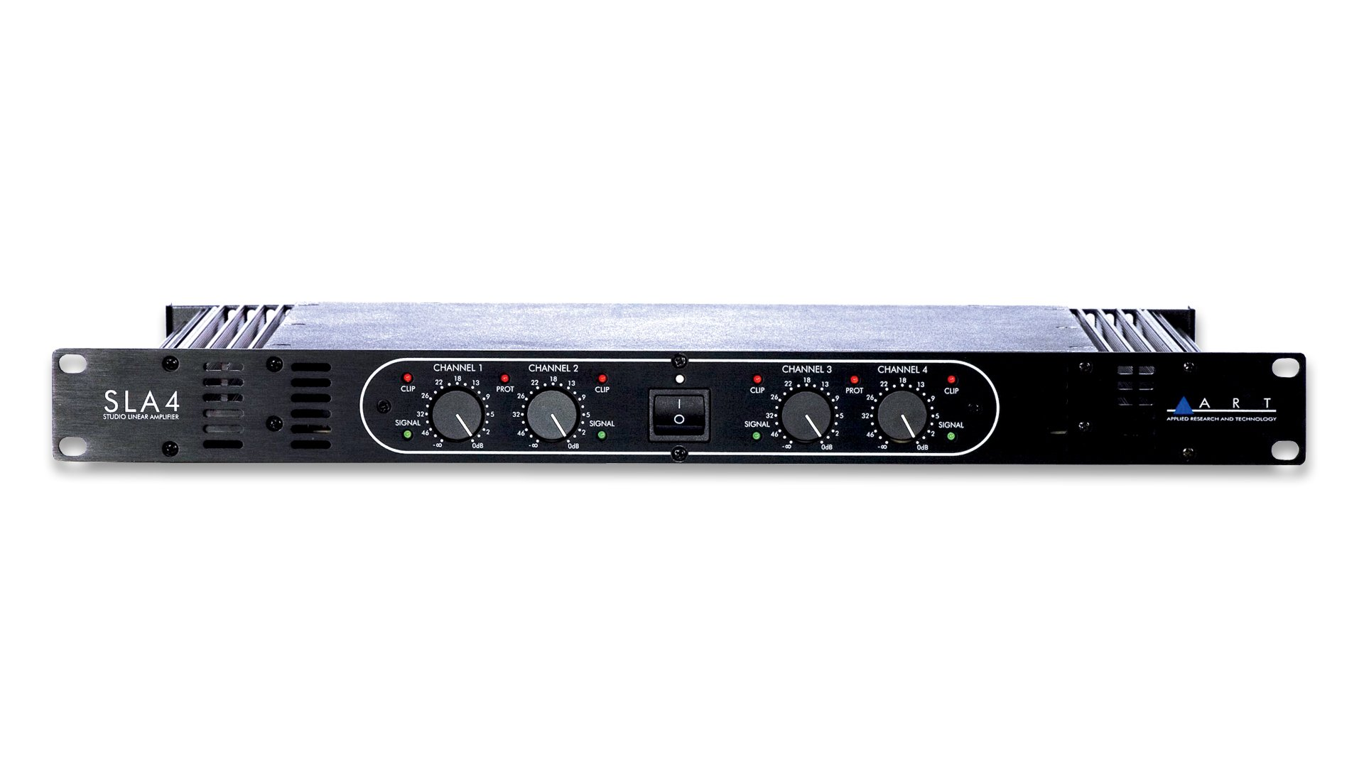 Amplifier 4x100W/Ch @ 8 Ohms