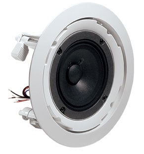 JBL 8124 4-Inch, Full-Range, In-Ceiling Loudspeaker 8124