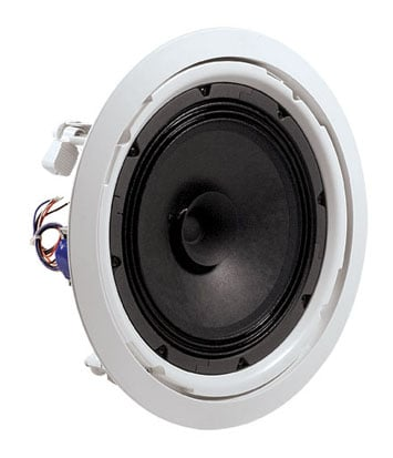 """In-Ceiling Speaker with 8"""" Driver"""