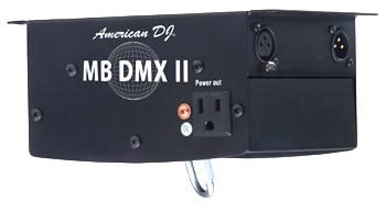 DMX Mirror Ball Motor