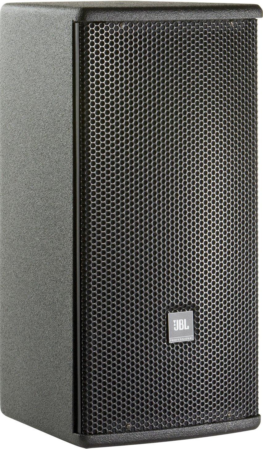 "Compact, Dual Two-Way 8"" Loudspeaker, Black"