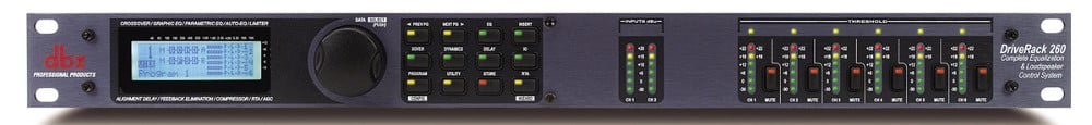 Loudspeaker Management Signal Processor