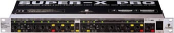 Crossover w/ Limiters, 3-Way Stereo/4-Way Mono