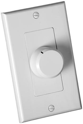 Speaker Volume Control 35W/Ch, 70V