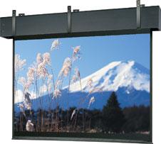 """106"""" x 188"""" Professional Electrol® Matte White Screen"""