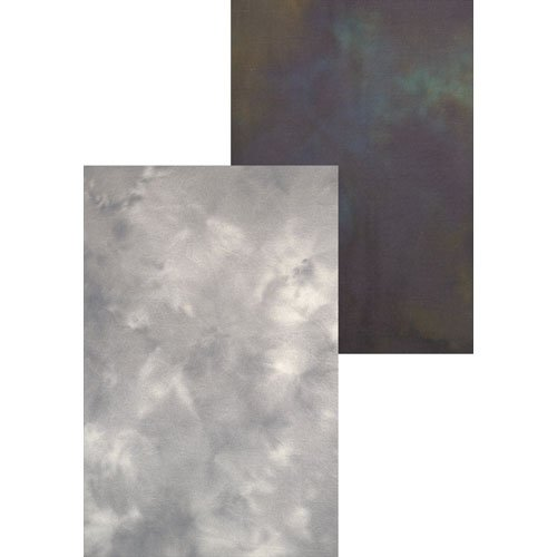 Reversible Background 6x7 Storm Clouds/Heather