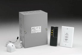 Low Voltage Dual Motor Infrared Remote