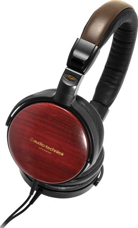Wooden Headphones, Portable