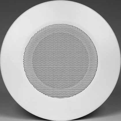 "4"" Round Torsion Mount Speaker Grill"