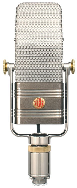 Ribbon Microphone, Active, Figure-8