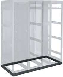 "Single-Bay Riser Base (for WRK Series 36"" Deep Racks)"