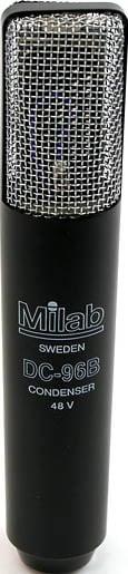 Multi-Purpose Large Membrane Cardioid Condenser Mic