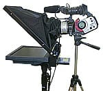 "Free-Standing Prompter Kit (with 15"" SVGA LCD Monitor and Tripod Stand)"
