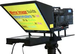 "15"" SF Studio Prompter Series LCD Color Panel Teleprompter"