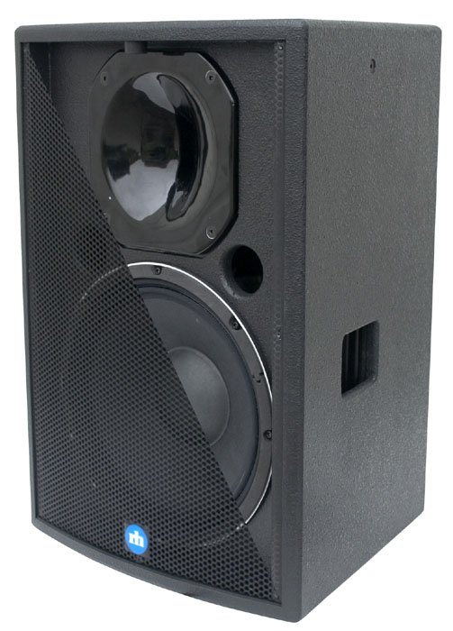 "500W Two-Way Powered 12"" Speaker"