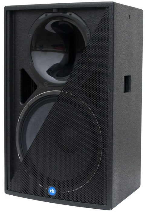"15"" Speaker, 2 Way, 500W with RHAON"