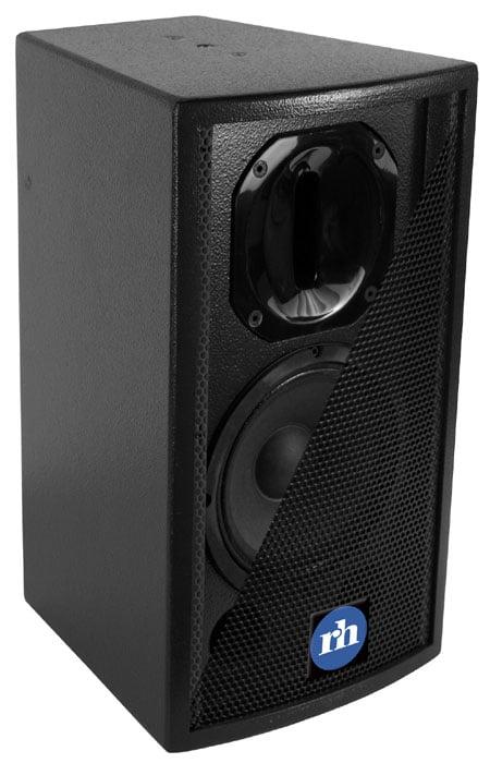 "200W 8"" Two-Way Powered Speaker"