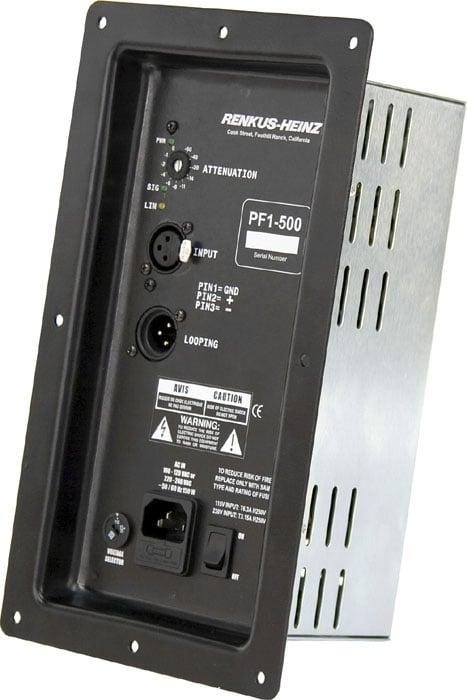 500 W RMS @ 4 Ohms PF Series Amp Module