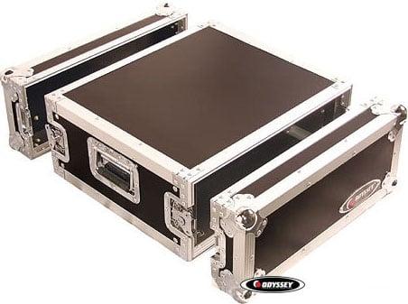 Odyssey FZAR4  4-Space Amp Rack/ATA Case FZAR4