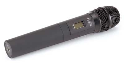 Handheld Wireless Microphone Transmitter