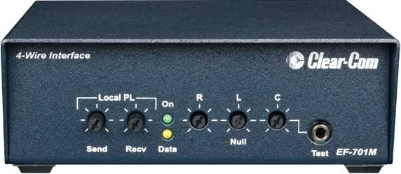 4-WIre Interface with Call Signal