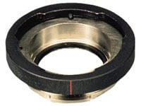 "Lens Mount Adapter 2/3""-1/2"""
