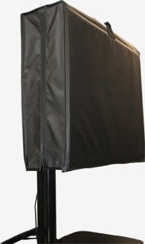 "Nylon Cover for LCD Screens (43"" x 26"" x 6"")"