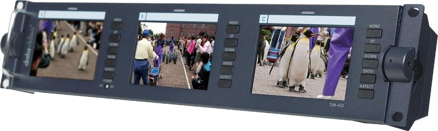 """LCD Monitor 3 5"""" TFT 16:9"""