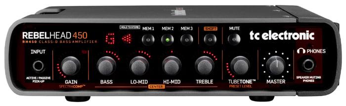 450W Bass Amplifier Head