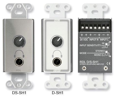 Headphone Stereo Amp