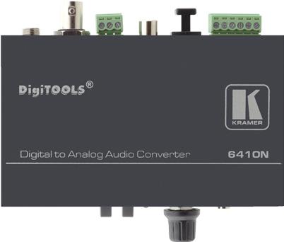 Digital-Analog Format Converter