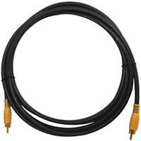 Cable, RCA Male - RCA Male, 6 Feet