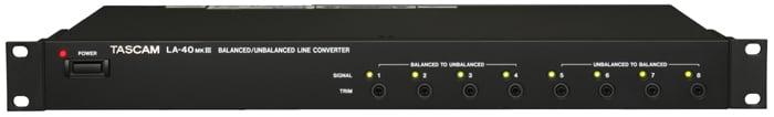 Line Amp 4Ch Bi-Directional