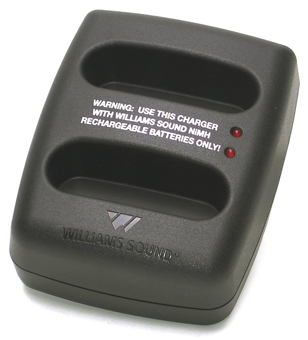 Dual Bay Charger for PFM