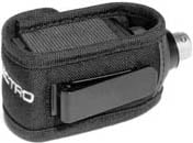 Cordura Pouch for XLR Transmitters (with Belt Clip)