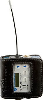 Pouch for Dual-Battery SMD, SMQ Transmitter