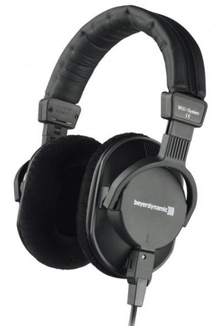 Beyerdynamic DT 250 80 Ohm Low Profile Studio Headphones DT250-80