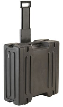 Rolling Case, 4U with TSA Latches