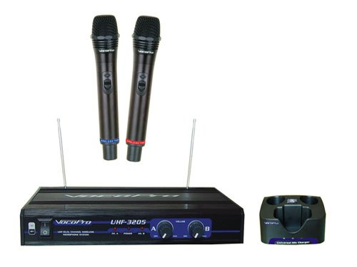 Wireless Dual Channel System